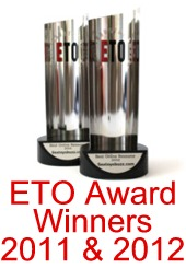 "Winners of ETO ""BestOnlineResource"" Award 2011"