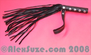 Allure Leather Whip