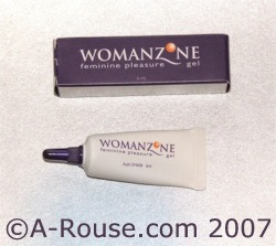 Womanzone Feminine Pleasure Gel