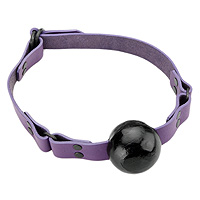 Crave Leather Ball Gag