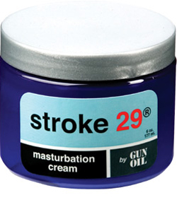 Stroke 29 Masturbation Cream