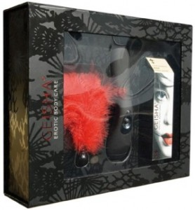 Geisha Erotic Body Care Kit