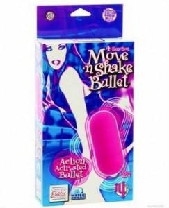 Move N Shake Bullet Vibrator
