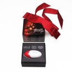 Lelo Christmas Siri and Intima Silk Blindfold