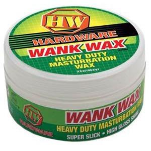Wank Wax