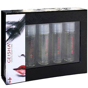 Geisha Luxury Erotic Massage Set