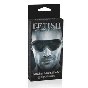Fetish Fantasy Leather Love Mask