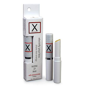 X On The Lips Lipbalm From Sensuva
