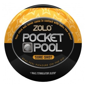 Zolo Pocket Pool Stimulator Sleeve