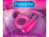 Pasante Vibrating Cock Ring